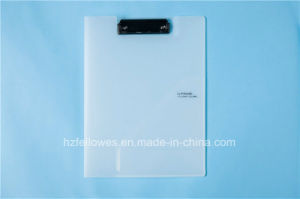 A4 Size Business Plastic Clip Board pictures & photos