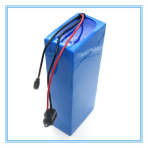 Rechargeable Lithium Battery 36V 12ah with PVC Case for Electric Bike, 42V 2A Charger pictures & photos