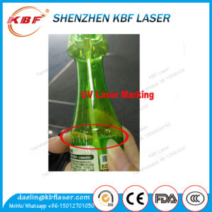 3W 5W 7W 10W UV Laser Marking Engraving Cutting Machine pictures & photos