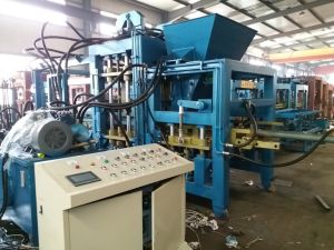 Nantong Hengda Concrete Block Making Machine Exported to African pictures & photos