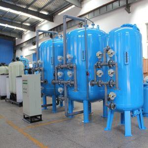 Automatic Backwash Multimedia Quartz Sand Filtration for Water Treatment pictures & photos