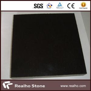 30x30 60x60 80x80 China Absolute Black Granite Stone Tile At Good Price