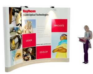 Exhibition Stands and Retractable Banner Stands Trade Show Display Stands pictures & photos
