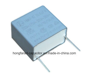 Cbb62 MKP X2 High Quality Film Capacitor for Lighting pictures & photos
