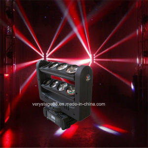 DJ/Disco/Club LED 8*10W RGBW Moving Head Beam Lighting pictures & photos