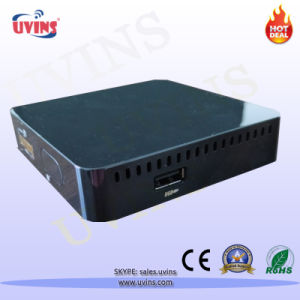 DVB-T2 FTA Digital TV Receiver Set Top Box pictures & photos