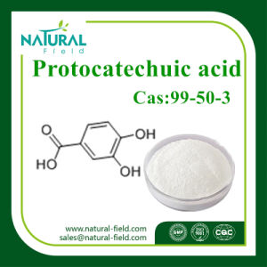 Factory Supply Protocatechuic Acid / CAS:   99-50-3    pictures & photos