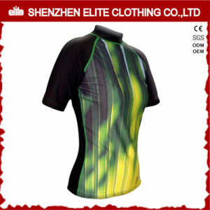 2017 Latest Design OEM Summer Beach Rash Guards Surf (ELTRGJ-268) pictures & photos