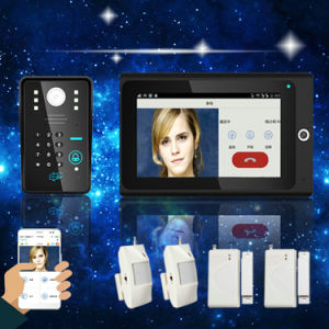 Fashion appearance Newest WiFi Wireless Video Door Phone Wholesale pictures & photos