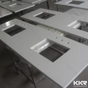 Kingkonree High Density White Design Restaurant Counter pictures & photos