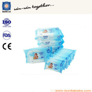 Auto 20-120 PCS Wet Wipe Tissue Packing Machine pictures & photos