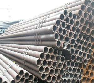 Carbon Hot Rolled Seamless Steel Pipe 10# 20# 45# pictures & photos