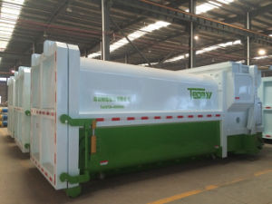 Garbage Truck with High Quality From Professional Manufacturer