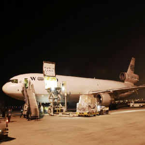 Fast Air Shipping Service From Najing to Columbia