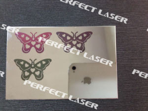 Gold and Silver Fiber Laser Engraving Machine for Pen pictures & photos