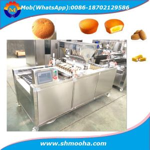 Cake Forming Machine Cake Depositor pictures & photos