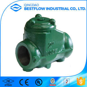 Cl300, Cl600, ASME 16.34 Ductile Iron and Stainless Steel Check Valves with Flange End pictures & photos