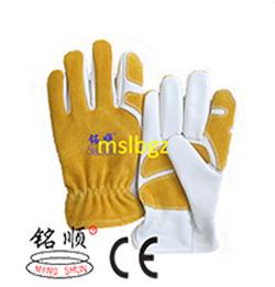 Hotsales Grain Goatskin Driver′s Gloves