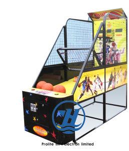 Hot Selling 2-Player Amusement Indoor Basketball Arcade Game Machine (ZJ-BG07)
