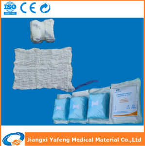 Prewashed Sterile Laparotomy Sponges pictures & photos