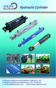 Hoisting and Conveying Hydraulic Cylinder pictures & photos