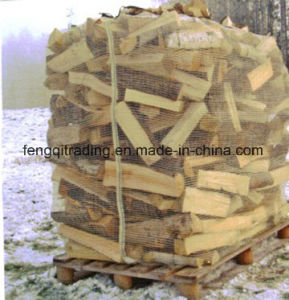 Ventilated Firewood Big Bags Mesh Bag Mesh Bag for Firewood Net Packaging PE Mesh Bag for Packing Firewood pictures & photos