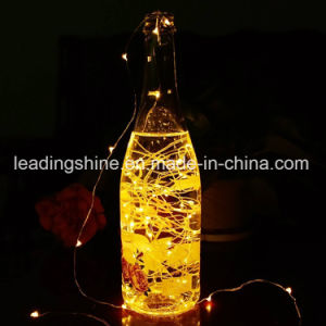 Cr2032 Battery Powered 50 LEDs Decorative Fairy String Lights Bedroom Wedding pictures & photos
