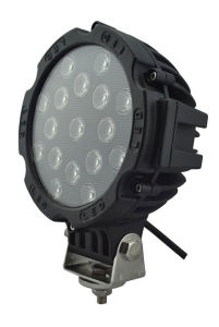 CREE Rectangle 51W LED Tractor Work Light Waterproof pictures & photos