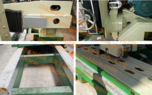 GBSY-2800 Manual Edge Cutting Machine pictures & photos