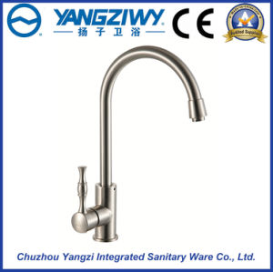 Chrome Plated Waterfall Kitchen Faucet