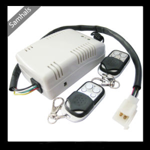 4 Channel Access Control System RF Transmitter and Receiver pictures & photos