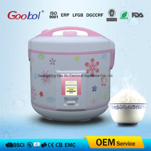 2.8L 1000W Fullbody Intelligent Rice Cooker pictures & photos