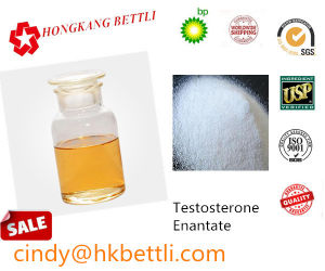 Male Enhancement Drugs Testosterone Enanthate Powder pictures & photos