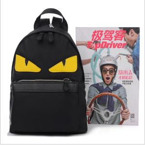 Girls/Boys Cartoon Fashion Nylon Monster School Bags Backpack Bag pictures & photos