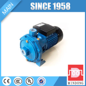 High Quality Two Impeller Scm2-75 Series 4HP/3kw Clear Water Pump Price pictures & photos