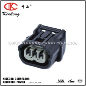 Sumitomo 3 Pin Black Female Waterproof Car Electrical Connector 6189-7037 pictures & photos