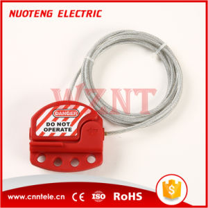 4mm 6mm 2m Adjustable Cable Lockout pictures & photos