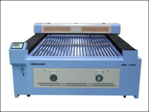 Glass Rubber Leather Foam EVA Wood Nonmetal CO2 Laser Cutting Engraving Machine pictures & photos