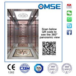Passenger Elevator with Luxury Decoration pictures & photos