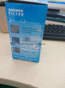 Water Shower Filter for Bathroom Use pictures & photos