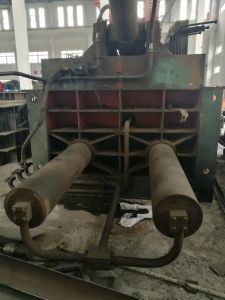 Jiangyin Huahong 315 Ton Scrap Packing Machine