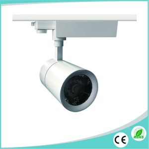 30W Black/White Housing CREE COB LED Spot Track Lamp pictures & photos