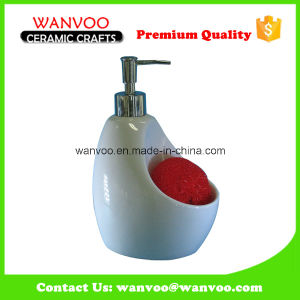 Latest Design Cute Decorative Ceramic Soap Lotion Dispenser pictures & photos