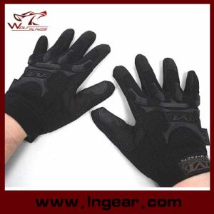 Tactical Wear Airsoft Tactical Combat Paintball Shooting Army Military Full/Half Finger Gloves pictures & photos