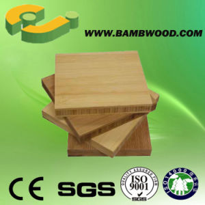 Carbonized Strand Woven Bamboo Panel Board pictures & photos