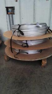 Aluminum Tube Coil/HVAC Aluminum Tube/Extrude Aluminum Tube pictures & photos
