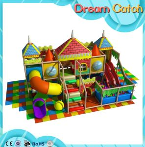 Indoor Playground Type and Soft Padded Foam Playground pictures & photos