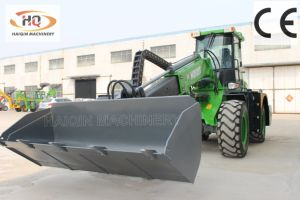 New Designed Telescopic Loader (HQ920T) with Ce, Cummins Engine pictures & photos