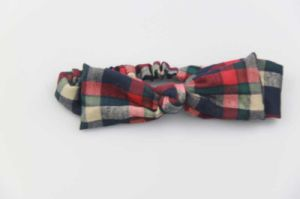 Women Haridband Fashion Ethnic Look Printing Headwrap with Bow pictures & photos