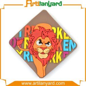 Custom Fridge Magnet with Cartoon Logo pictures & photos